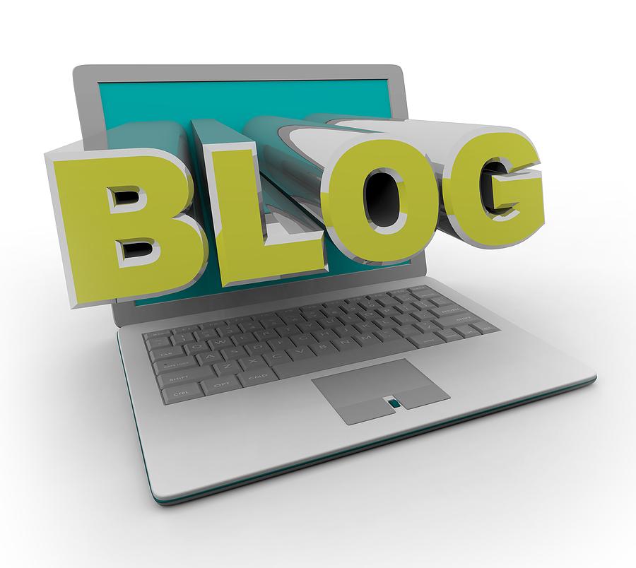 bigstock_Blogging_On_A_Laptop_Computer_3991852