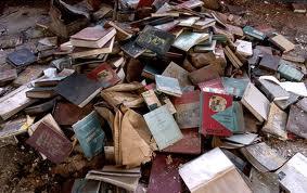 The Big Book Dump