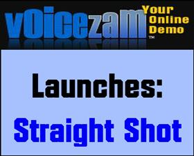 """VoiceZam's """"Straight Shot"""" Debuts"""