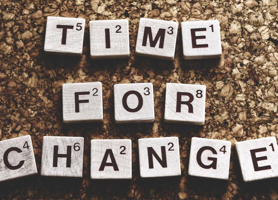 ROI, Adaptability, Agility: Change Demands Change