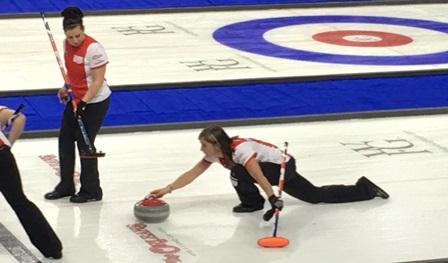curling release