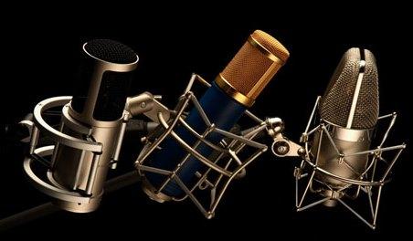 WoVOChat Wednesday:  Microphones!